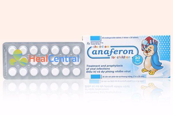 Thuốc Anaferon