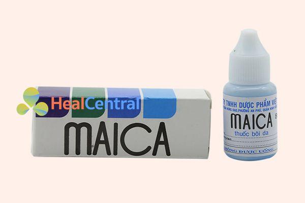 Thuốc bôi da Maica