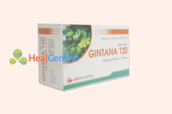 Thuốc Gintana