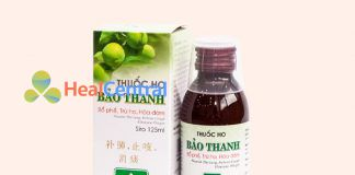 Thuốc Ho Bảo Thanh - Một sản phẩm của công ty TNHH dược phẩm Hoa Linh