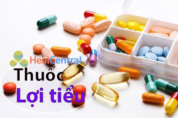 Các loại thuốc lợi tiểu an toàn và hiệu quả nhất hiện nay