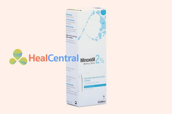 Thuốc Minoxidil 2% Bailleul