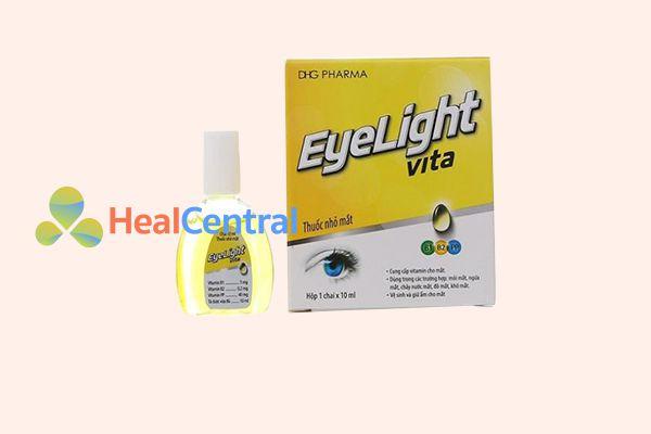 Hình ảnh: Thuốc nhỏ mắt Eyelight Vita Yellow