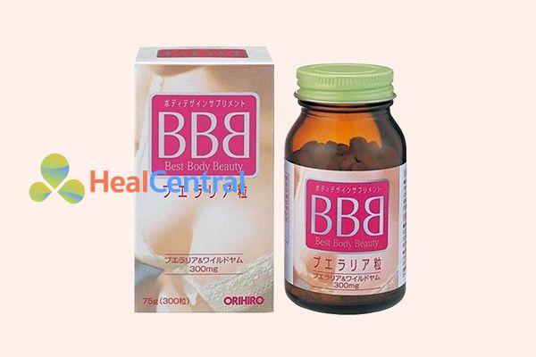 Thuốc nở ngực BBB