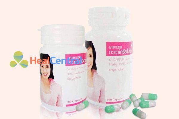 Thuốc nở ngực Yanhee Thái Lan
