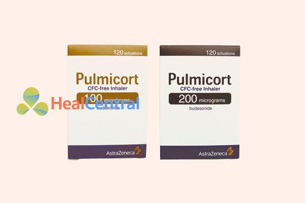 Thuốc Pulmicort pMDI