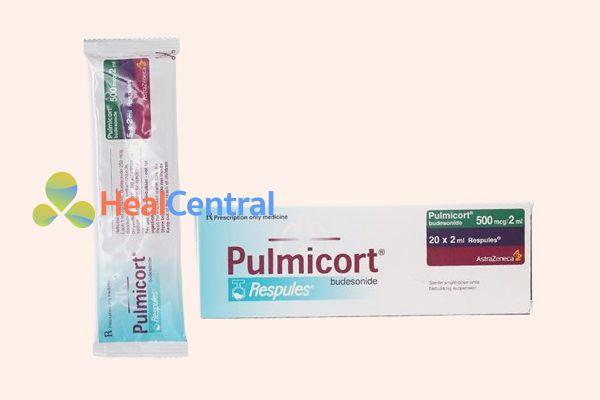 Thuốc Pulmicort Respules