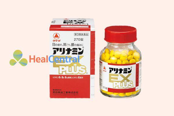 Thuốc thoái hóa đốt sống cổ của Nhật – Arinamin EX Plus
