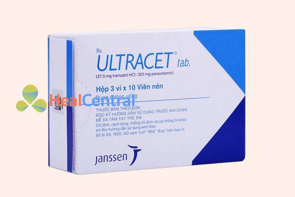 Thuốc Ultracet