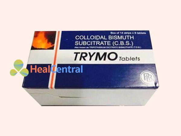 Hình ảnh hộp thuốc Trymo