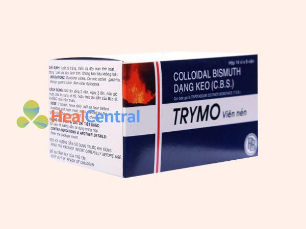 Thuốc Trymo - bao vết loét dạ dày