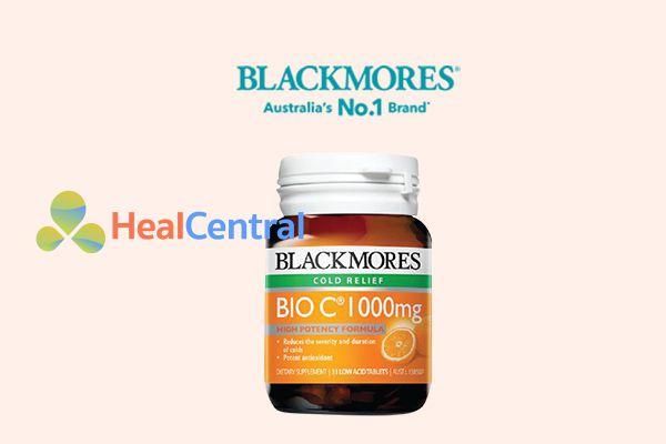 Viên uống Blackmores Vitamin C