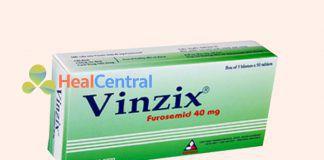 Thuốc Vinzix