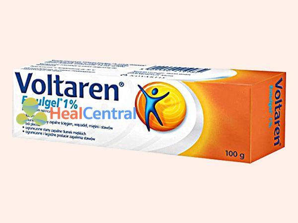 Thận trọng khi dùng thuốc Voltaren