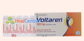 Hình ảnh thuốc Voltaren Novartis