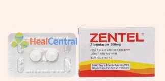 Thuốc Zentel