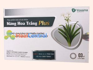 Hộp thuốc Náng Hoa Trắng Plus