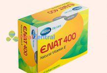 Enat 400 thực phẩm chức năng bổ sung vitamin E