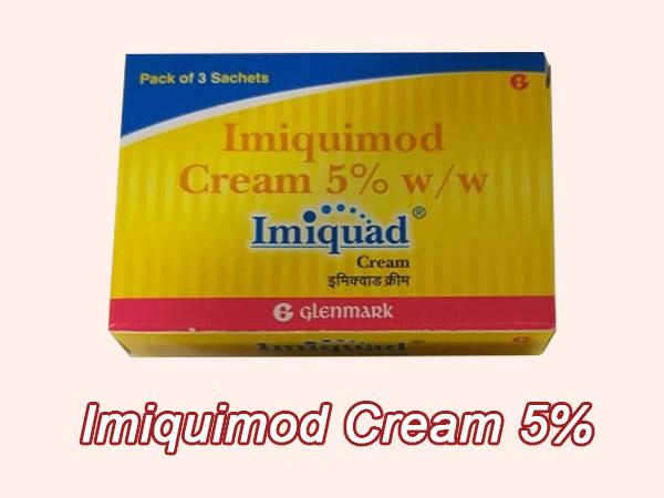 Hình ảnh thuốc Imiquimod Cream 5%