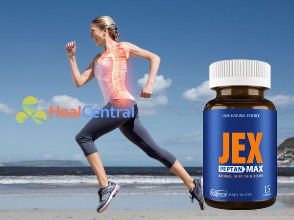 Jex Max - hỗ trợ và bảo vệ sụn khớp