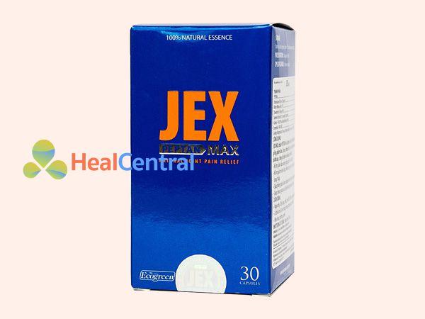 Hình ảnh hộp Jex Max