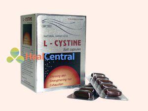 Thuốc L-cystine được sử dụng khá phổ biến trên thị trường hiện nay