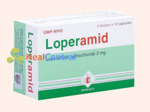 Thuốc Loperamid sản phẩm của Dosmeco