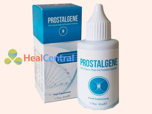 Thuốc Prostalgene hỗ trợ cải thiện tình trạng viêm tiền liệt tuyến ở nam giới