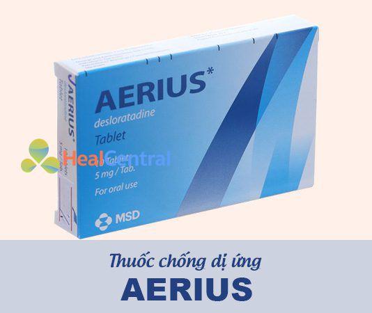 Thuốc Aerius