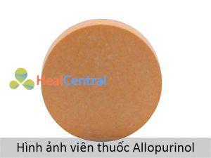 Viên thuốc Allopurinol