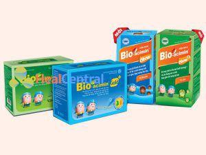 Bộ sản phẩm thuộc dòng Bioacimin