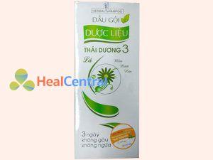 Dầu gội Thái Dương sản phẩm chăm sóc tóc tốt nhất
