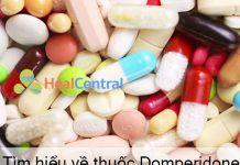 Tìm hiểu về thuốc Domepridone