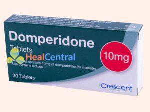 Thuốc Domperidone được chỉ định để điều trị buồn nôn, nôn ói và khó tiêu do các rối loạn ở đường tiêu hóa.
