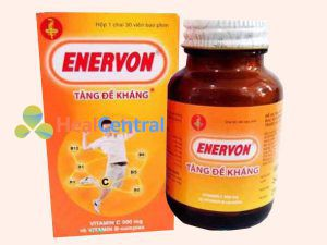 Thuốc Enervon dạng chai 30 viên