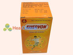 Thuốc Enervon tăng đề kháng