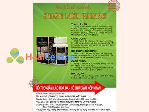 Thông tin cơ bản về sản phẩm Hoàn Liễu Khang