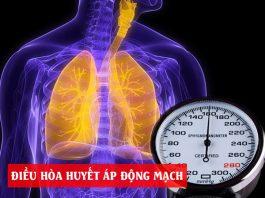 Điều hoà huyết áp động mạch
