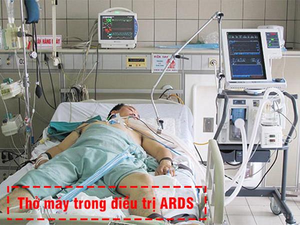 Bệnh nhân Thở máy trong điều trị ARDS