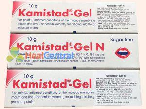 Thuốc Kamistad Gel N 10g