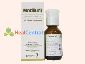 Thuốc Motilium 100ml