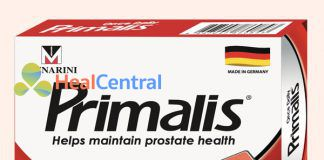 Primalis sản phẩm bảo vệ sức khỏe dành riêng cho nam giới