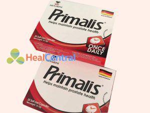 Thuốc Primalis được chiết xuất từ thảo dược thiên nhiên