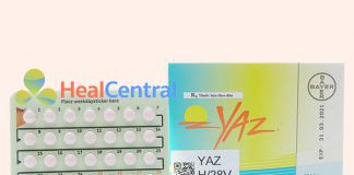 Thuốc tránh thai Yaz