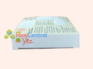 Thuốc Yaz chăm sóc sức khỏe chị em phụ nữ