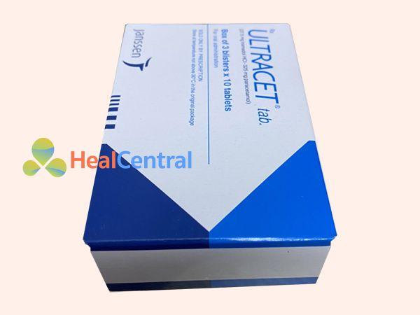 Thận trọng khi dùng thuốc giảm đau Ultracet