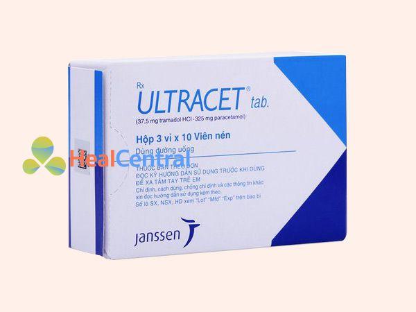 Hướng dẫn sử dụng thuốc Ultracet