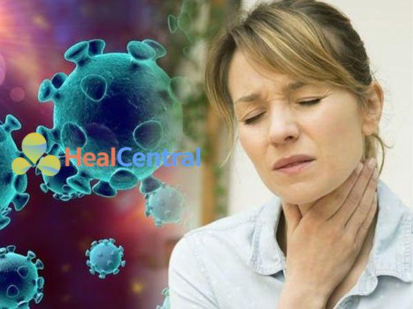 Phương thức truyền bệnh của Virus