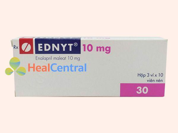 Thuốc Ednyt chứa thành phần Enalapril