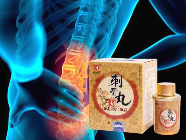 Gai Cốt Hoàn - bảo vệ sức khỏe xương khớp